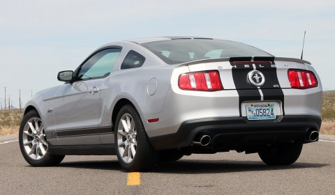 Official 2012 Shelby Mustang GTS 01
