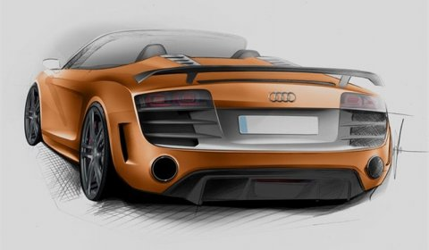 Official Audi R8 GT Spyder Coming Soon 01