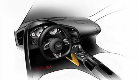 Official Audi R8 GT Spyder Coming Soon 02