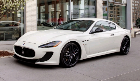 Official Maserati GranTurismo MC - US Only