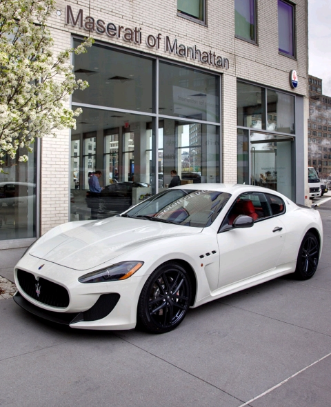 Official Maserati GranTurismo MC - US Only 01