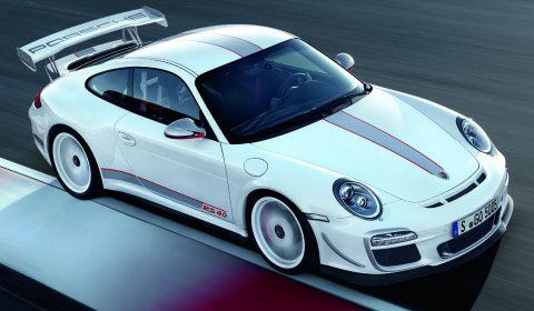 Official: Porsche 911 GT3 RS 4.0 Limited Edition