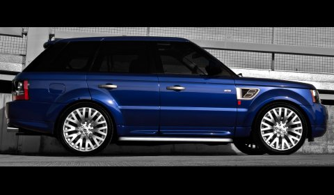 Official Project Kahn Range Rover RS300 Powered by Cosworth