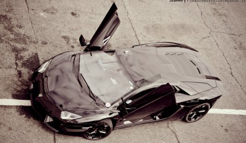 Photo Of The Day 2012 Lamborghini LP700-4 Aventador