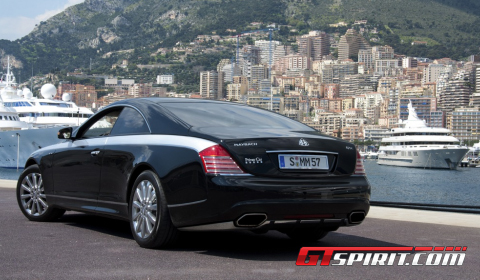 Road Test Xenatec Maybach 57S Coupe in Monaco 01
