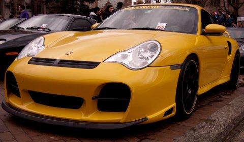 Sigma Phi Epsilon Fraternity Car Show 2011