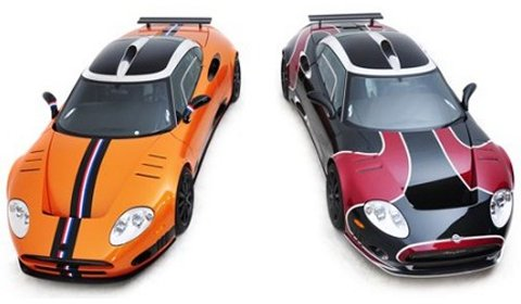 Official Spyker C8 Laviolette Special Edition For China