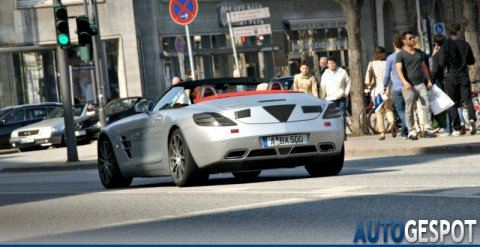 This is The 2012 Mercedes-Benz SLS AMG Roadster 01