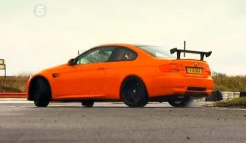 Video Fifth Gear Tests 2011 BMW M3 GTS