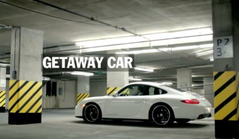 Video Porsche Every Day Commercial
