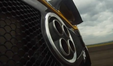 Video Supercar Exhaust Notes from Brazil