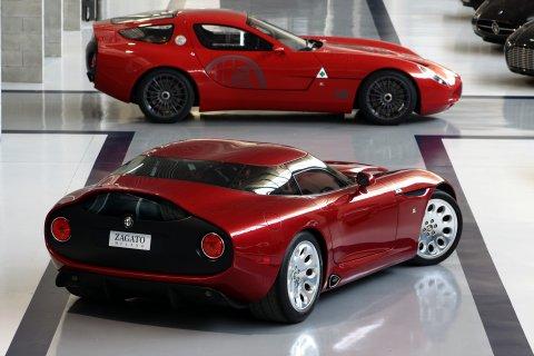 Zagato on Zagato Tz3   Zagato Alfa Romeo Tz3 Corsa   Valentino Rossi      59
