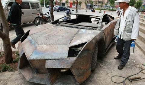 Aventador Steel