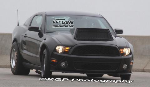 Ford Mustang Cobra Jet Dragstrip Monster
