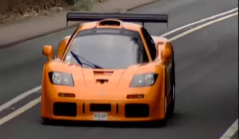 Fifth Gear McLaren F1 GTR