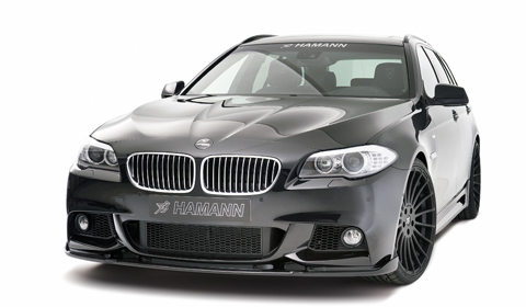 2011 hamann bmw 5 series f10 m technik. Hamann BMW 5 Series Touring