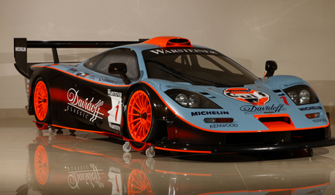 Photo Of The Day - McLaren F1 GTR Longtail