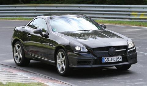 2012 Mercedes-Benz SLK AMG