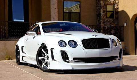 Savini Bentley Continenatl Supersports Widebody