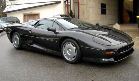 For Sale Flavio Briatore Sells His Jaguar XJ 220