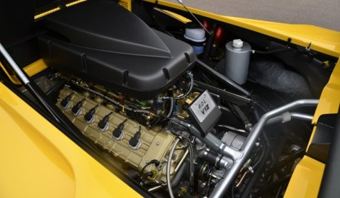 For Sale Yellow 2000 Lamborghini Diablo Gt R Gtspirit