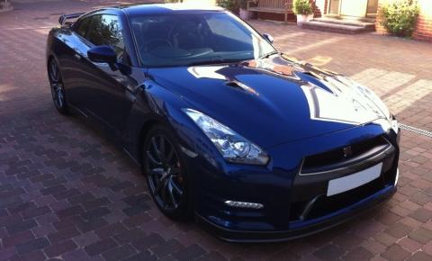 GTspirit Garage 2012 Nissan GT-R