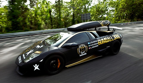 Share Your Pictures Of Cars You Love - Page 25 Gumball-3000
