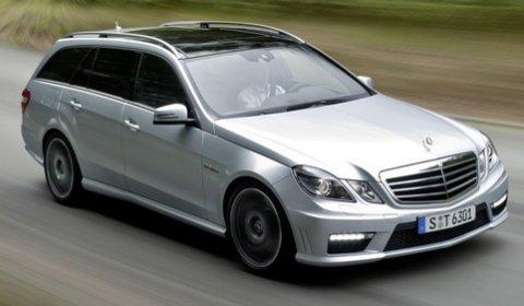 Mercedes-Benz E63 Estate