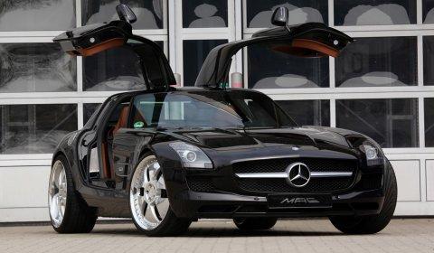 Mercedes-Benz SLS AMG by MAE