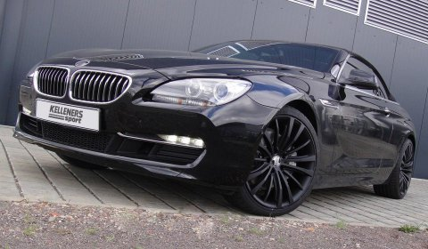 Official: 2012 BMW 6 Series Convertible by Kelleners Sport - GTspirit