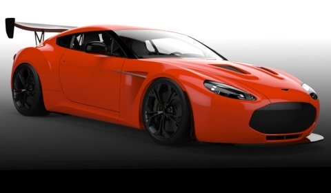 Official Aston Martin V12 Zagato Race-Spec