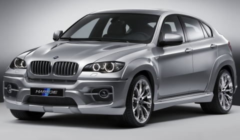 Official BMW X6 Aerodynamic Kit by Hartge