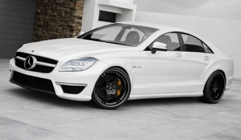 Official Mercedes-Benz CLS63 AMG by Wheelsandmore