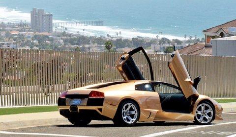 Photo Of The Day Oro Elios Lamborghini Murcielago LP640