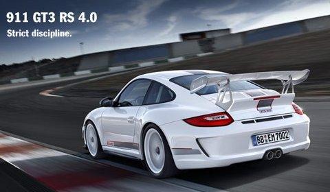 Porsche 911 GT3 RS 4.0 Configurator