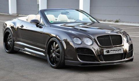 Prior Design Releases Bentley Continental GT