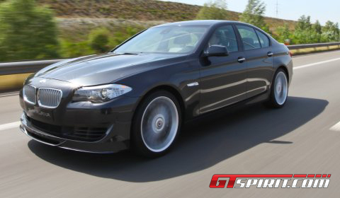 Road Test Alpina B5 BiTurbo