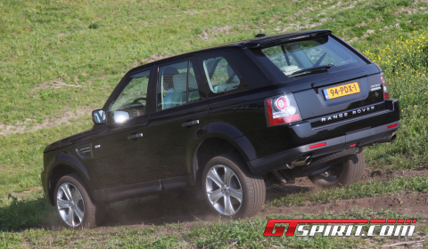 Road Test Range Rover Sport Supercharged on Range Rover Sport Engine Compression Test