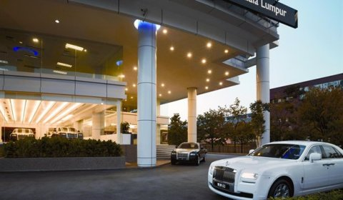 Rolls-Royce Opens First Showroom in Malaysia