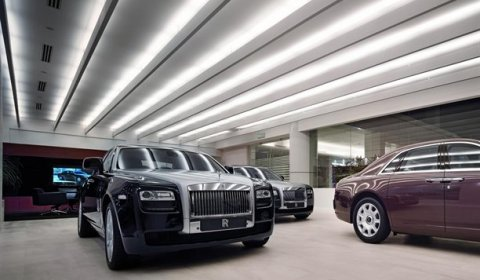 Rolls-Royce Opens First Showroom in Malaysia 01