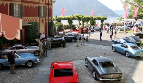 Video Compilation Concorso d'Eleganza Villa d'Este 2011