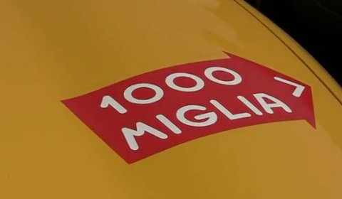 Video Ferrari Tribute to Mille Miglia - Maranello Checkpoint