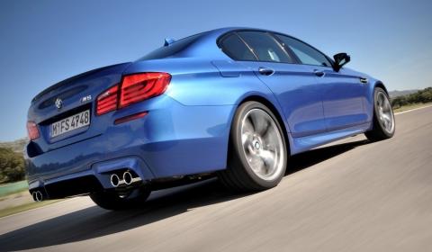 2012 BMW F10M M5