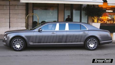 ArmorTech Bentley Mulsanne