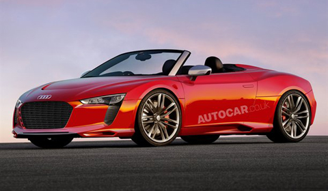 Audi Is Working On A New And Small Supercar Which Will Form Significant Part Of The Company S Future Sports Car Program This Mid Engined