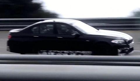 BMW M5 Nardo
