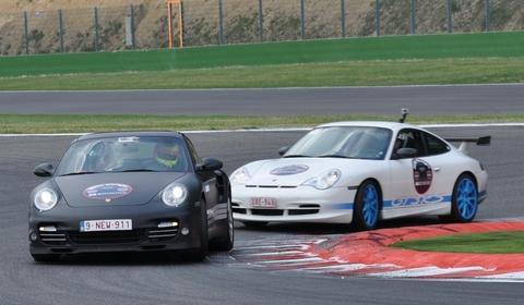 1000 Virages - Porsche Turbo S & GT3 RS