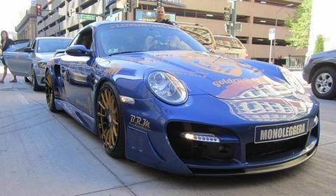 GR3 Start in Denver: Porsche 997