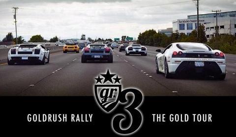 GoldRush3: The Gold Tour