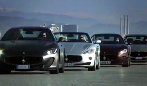 Maserati 2011 Model Range Promo
